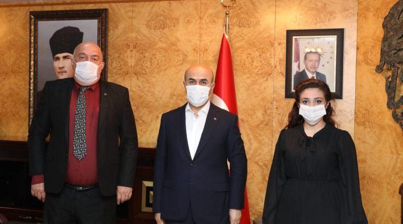 Nova Medya Grup, Mardin Valimiz Mahmut DEMİRTAŞ beyefendiyi makamında ziyaret etti